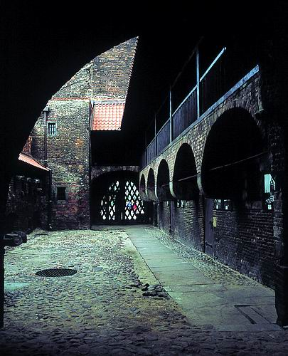 Gateway Street. Long (Torture House and Prison Tower)