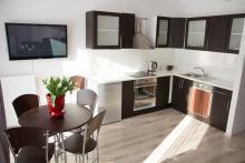 Apartament nr 7 -kuchnia - gdańsk wynajem